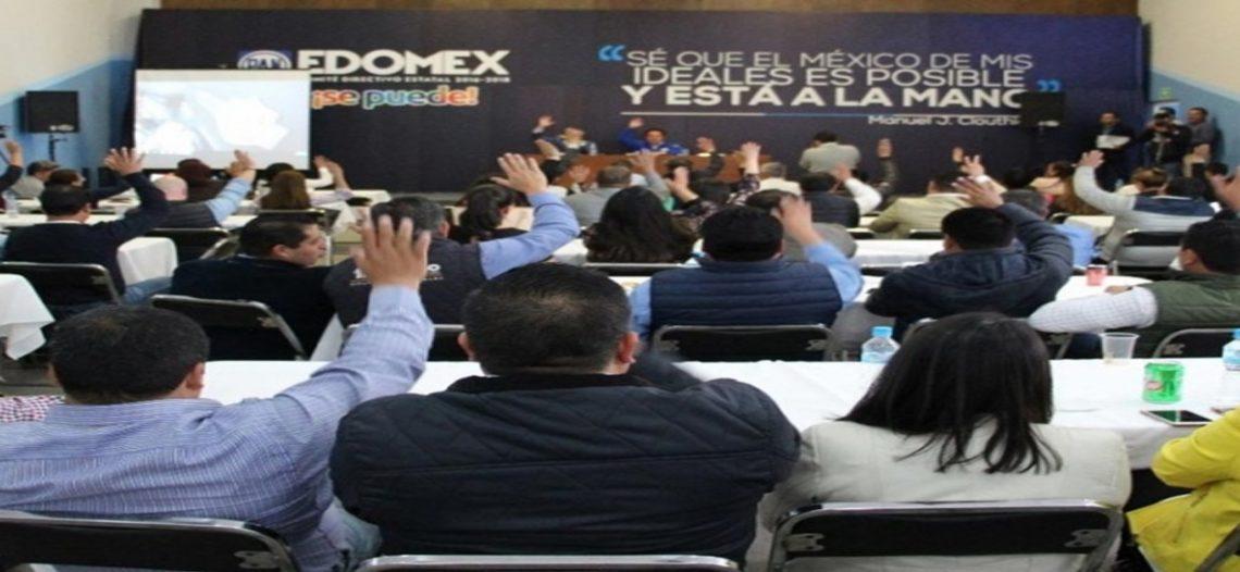 Aprueba PAN de Edomex coalición parcial con PRD y MC