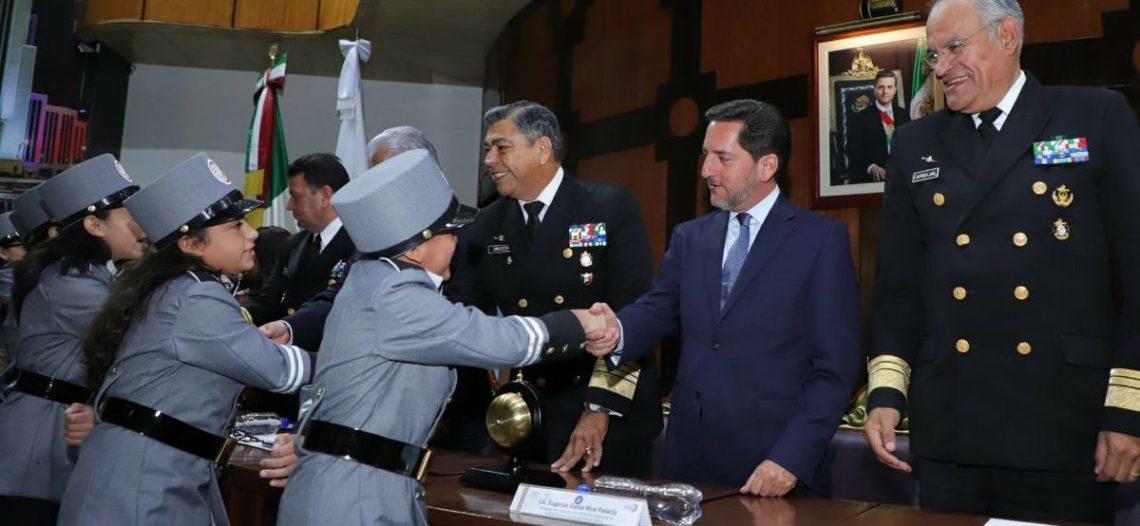 Designan a Eugenio Garza como director de Lotería Nacional y Pronósticos