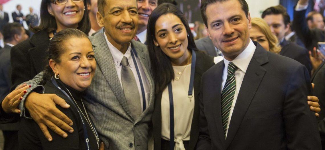 'Se mostrará madurez de la democracia': EPN