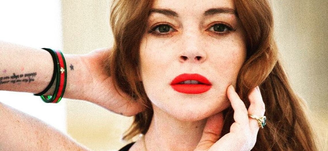 Lindsay Lohan quiere adoptar a un niño refugiado