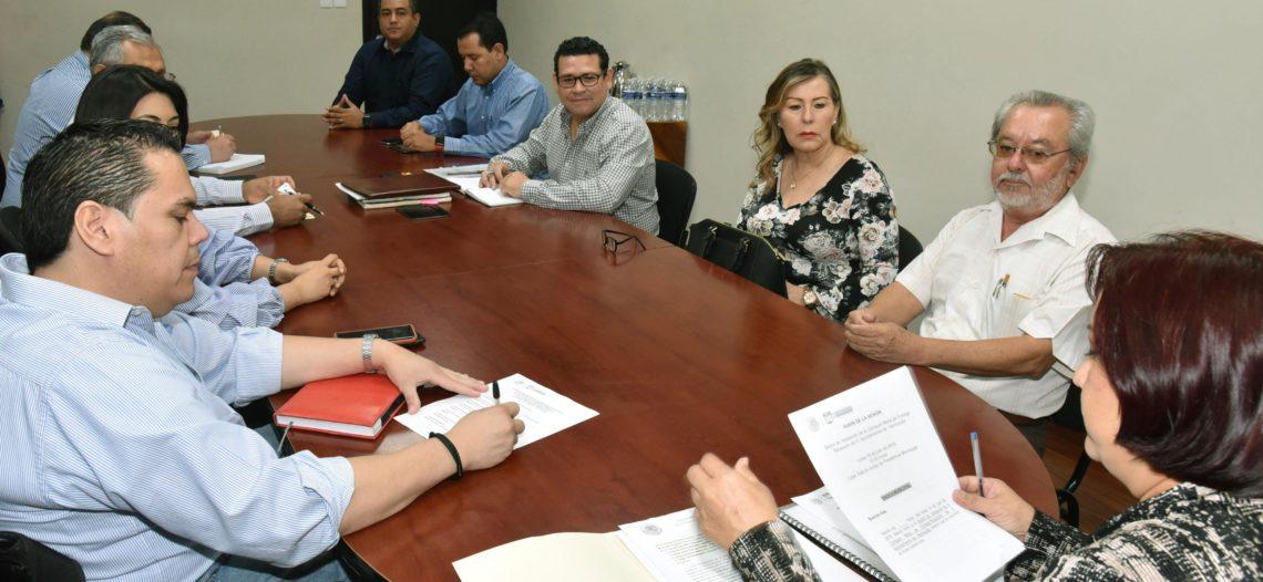 Se instala Comisión Mixta de Entrega Recepción