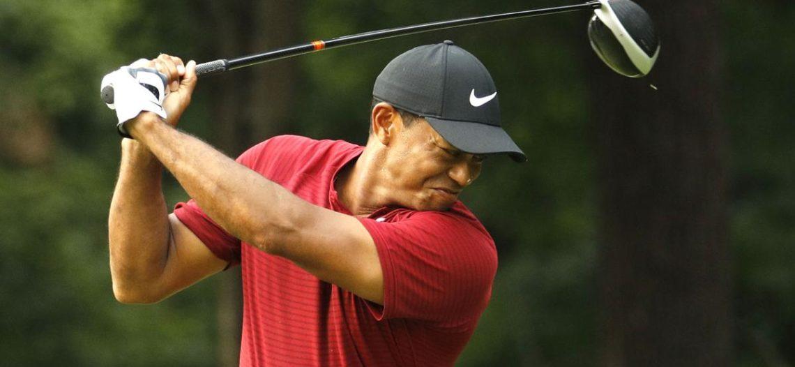 Tiger Woods muestra notable mejoría