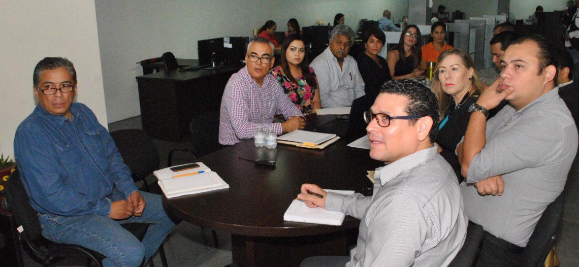 Informan sobre el quehacer de la Unidad de Desarrollo Administrativo y los Regidores
