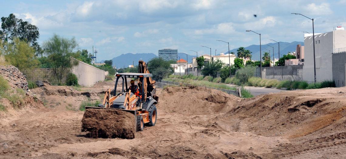 Inicia construcción del bulevar Las Quintas hacia Paseo del Río