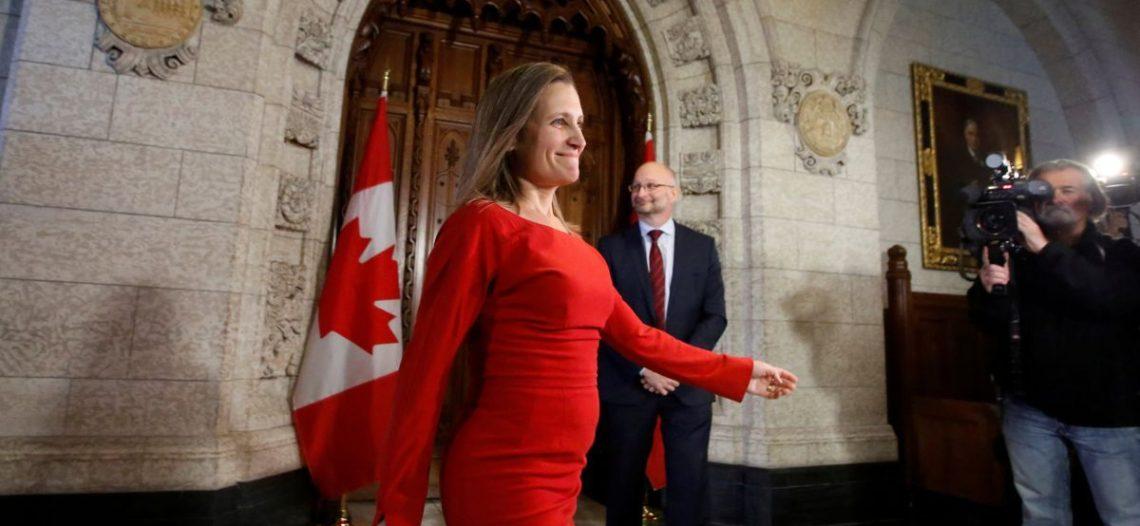 Canadá reitera que no cederá a presiones de EU en acuerdo comercial