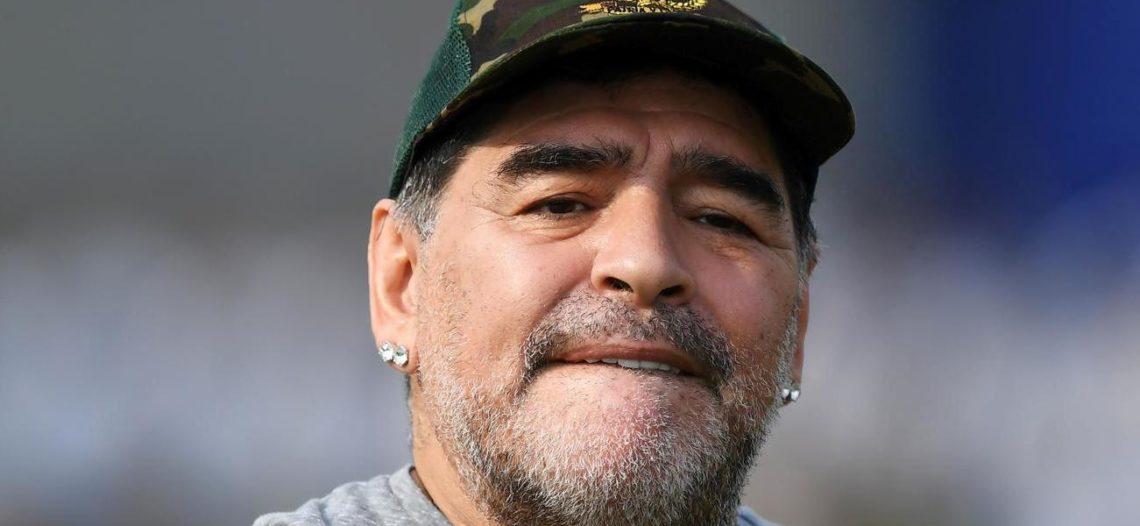 Arrancan grabaciones de la serie de Maradona
