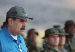 Maduro se aferra; Estados Unidos ve plan militar