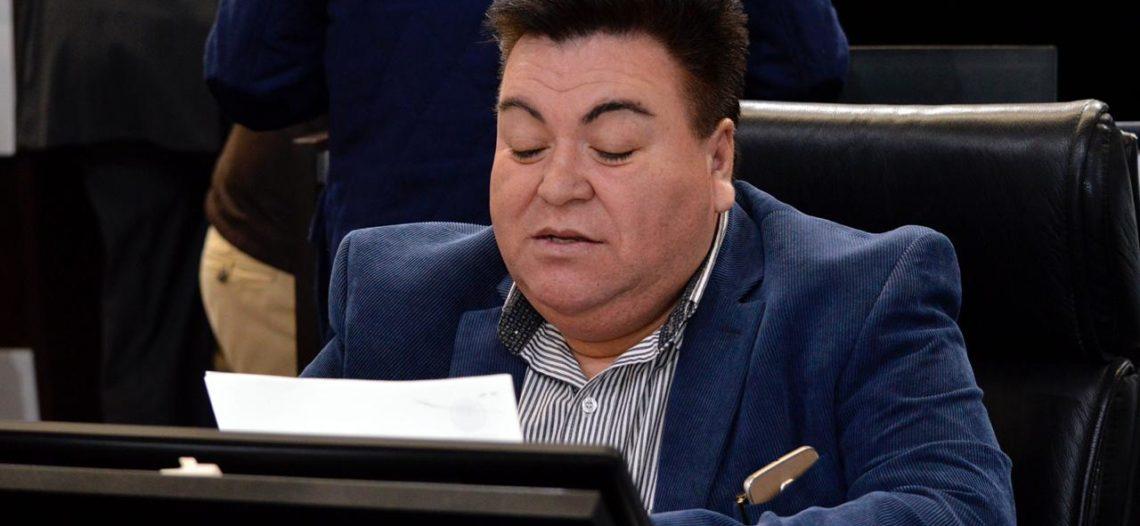 Se mantiene Rodolfo Lizárraga como coordinador del GPPT