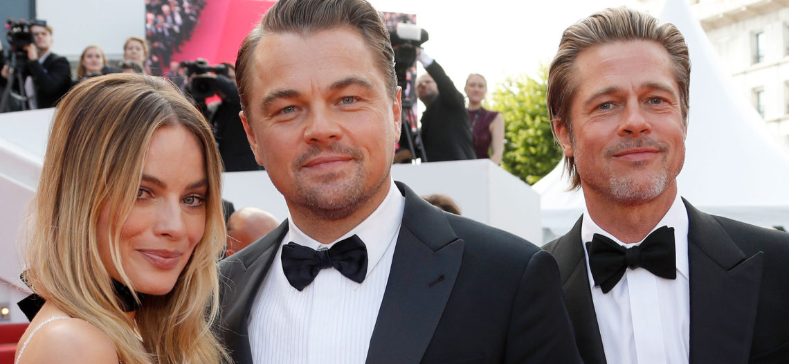 DiCaprio llega a Cannes con documental 'And we go green'