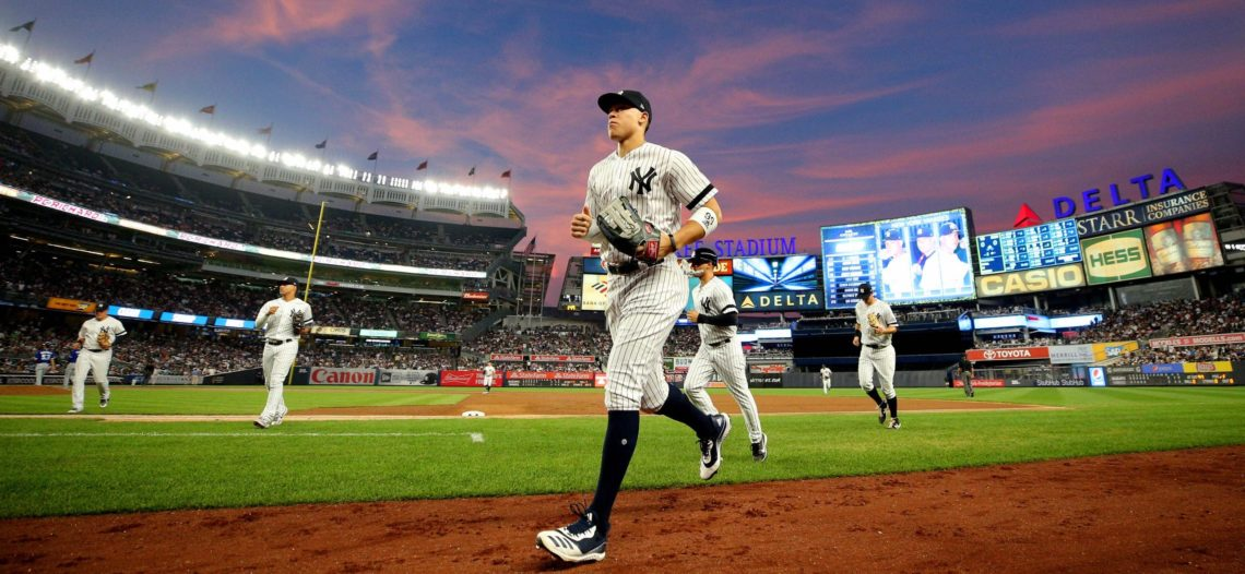 Yankees impone récord de cuadrangulares en Grandes Ligas