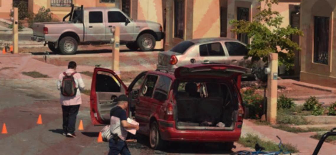 Violencia convulsiona Sonora