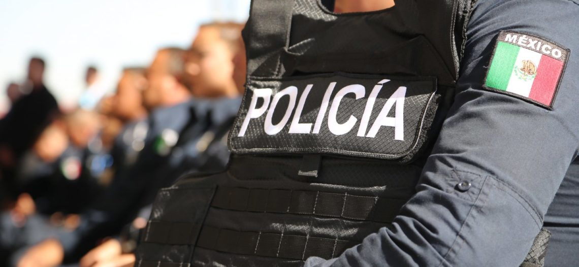 Municipio de Puebla se queda solamente con 4 policías