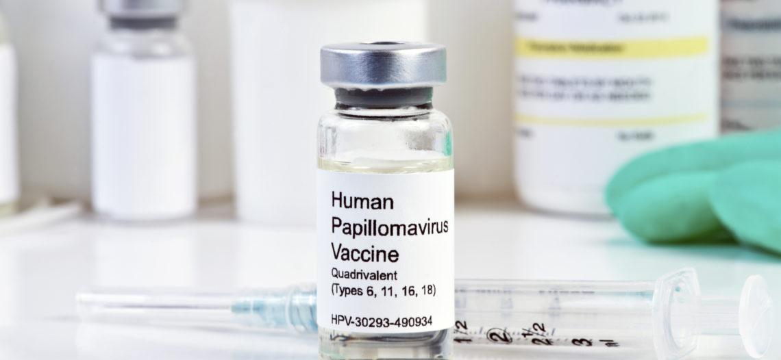 Vacuna contra el VPH reduce riesgo de cáncer