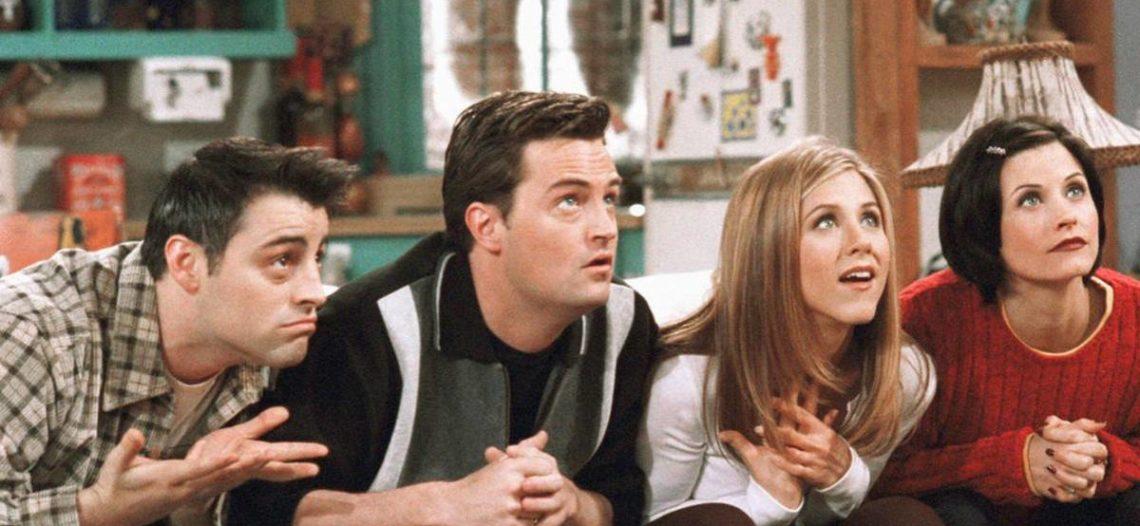 'Friends' se mudará de plataforma para 2020