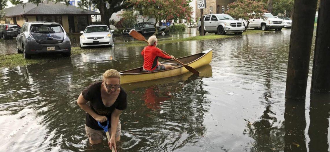 Barry, primer huracán de la temporada acecha EU