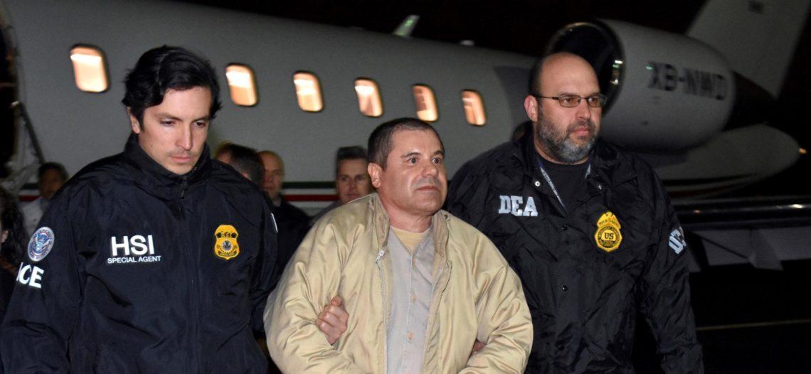 'El Chapo' viaja a 'supermax' donde pasaría el resto de su vida