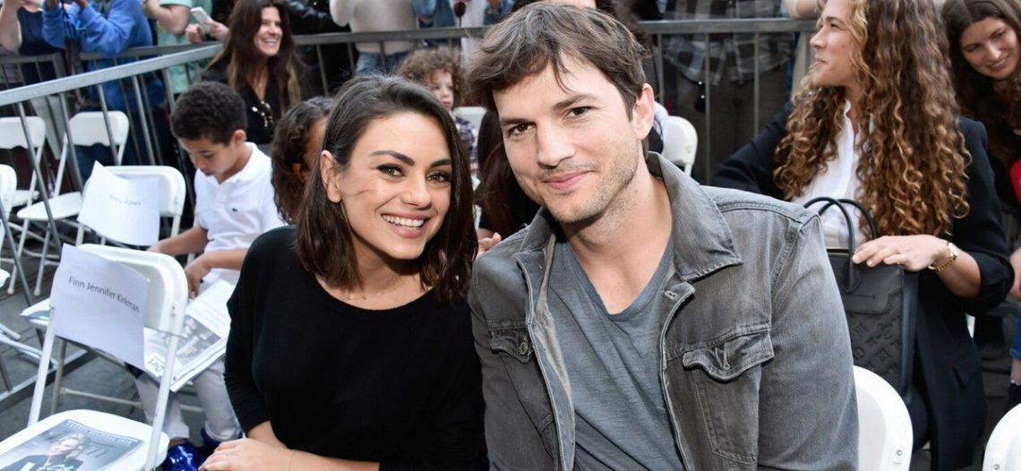 Ashton Kutcher y Mila Kunis cantan «La Vaca Lola»