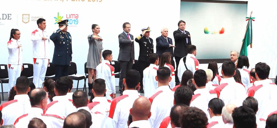 Guevara pronostica 19 medallas para México en Lima 2019
