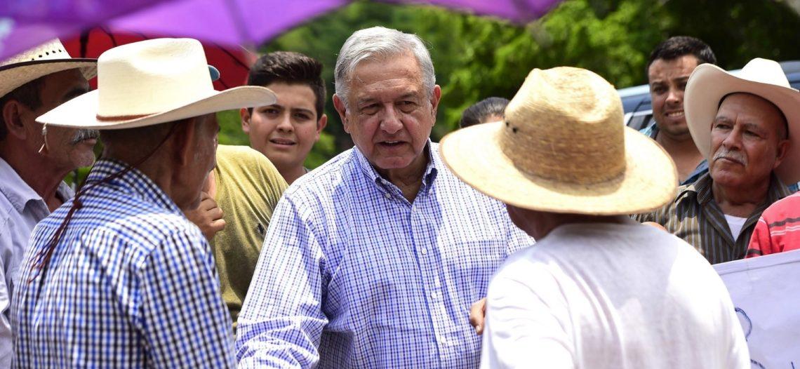 'El que robe en el gobierno se va al bote': López Obrador