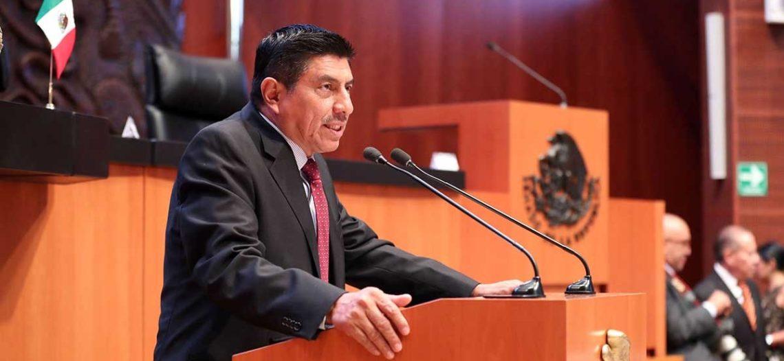 Exhiben a Jara por viático de $150 mil; vocero de Morena en el Senado