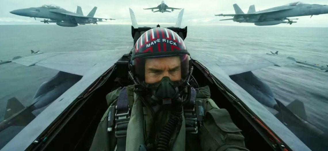 Tom Cruise está de regreso con 'Top Gun: Maverick'