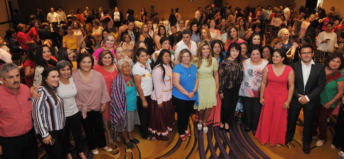 Trabajo unido fortalece a las mujeres en Sonora: Gobernadora Pavlovich