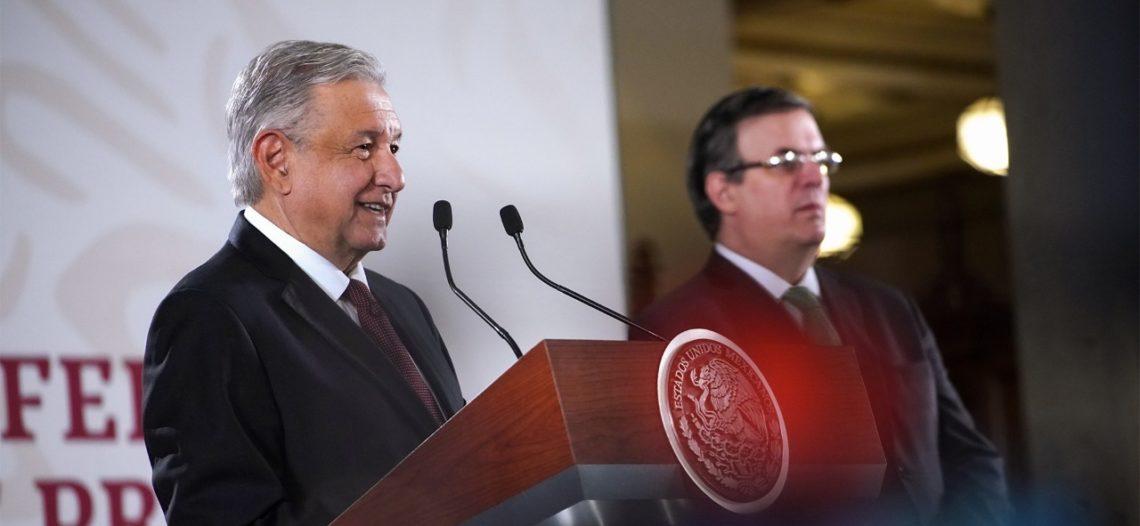Andrés Manuel López Obrador define los ejes de gasto para 2020