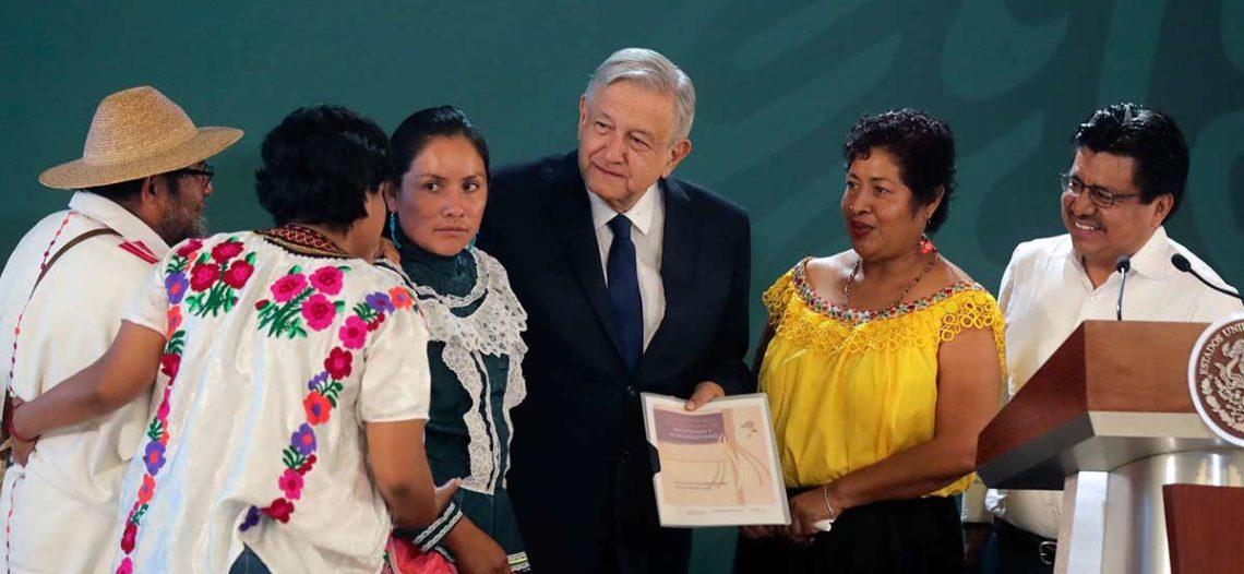La oposición se ha portado bien: Andrés Manuel López Obrador