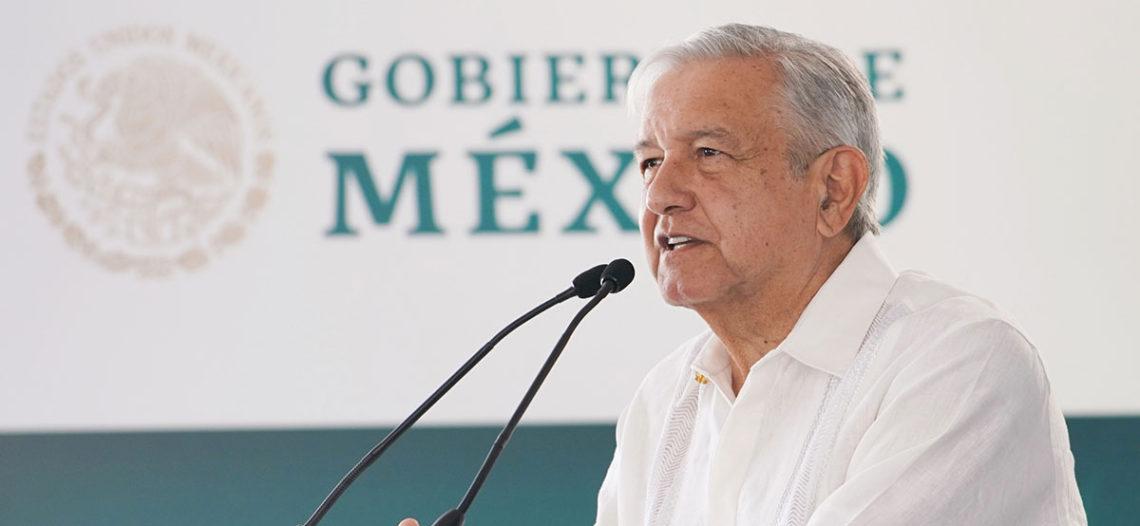 López Obrador ratifica apoyo a deportistas mexicanos