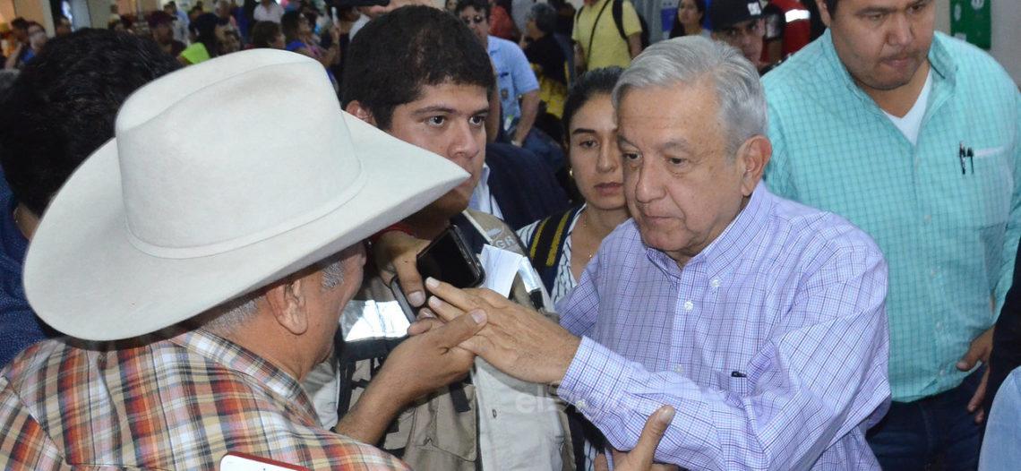 López Obrador gira instrucciones para atender pago a agricultores