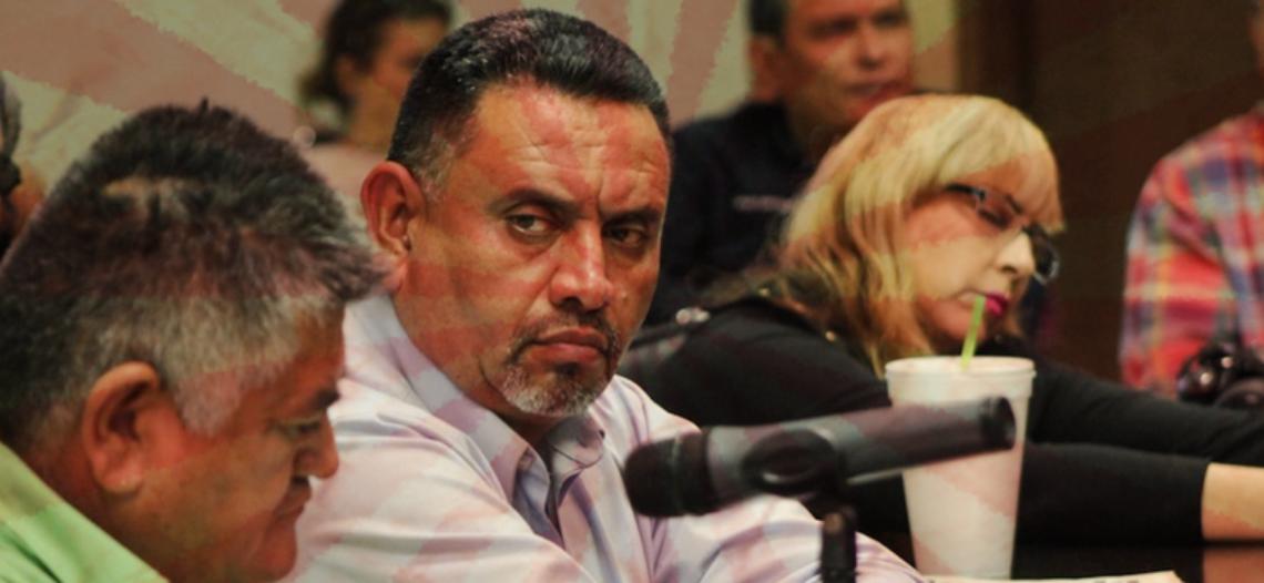 Inconformidad en Morena Sonora: Carlos Navarrete
