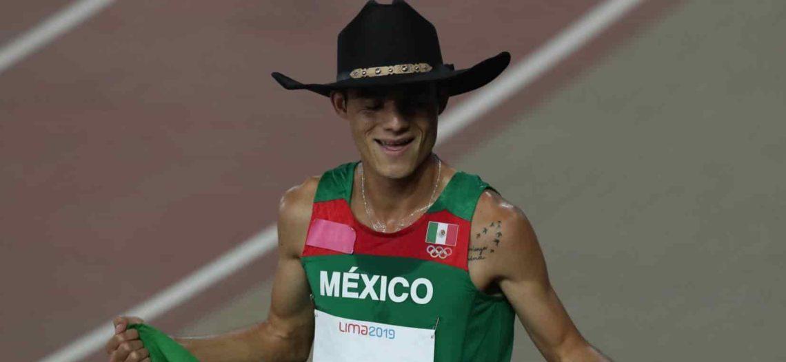 Fernando Martínez ya sueña con Tokio 2020