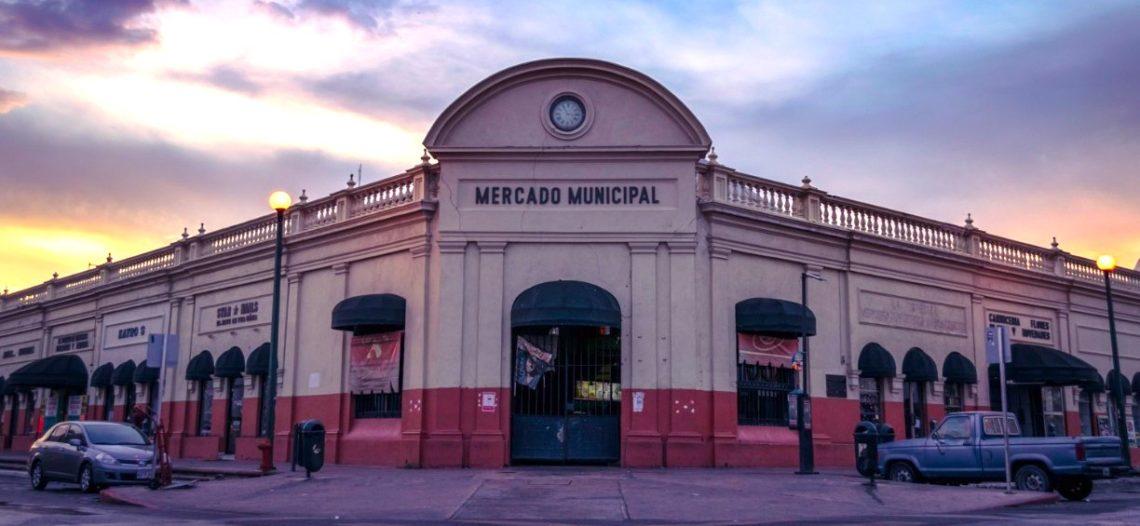 Reabren autoridades acceso del Mercado Municipal