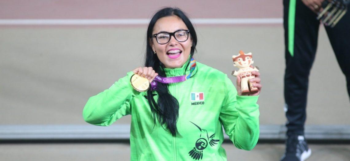 Rebeca Valenzuela aporta otro oro para México