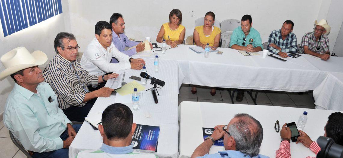 Logra Sonora apoyo del Gobierno Federal para Municipios del Río