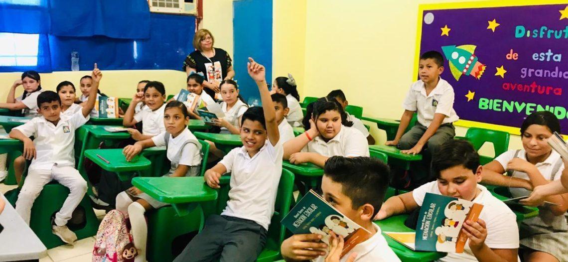 Arranca segunda etapa del Programa de Mediación Escolar