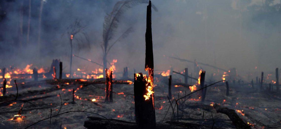 Presidentes alistan pacto para proteger al Amazonas