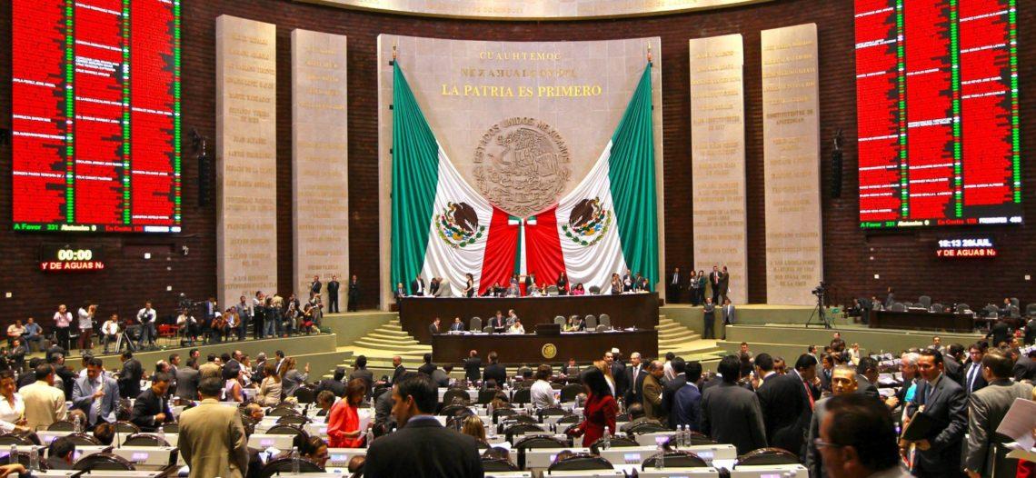 Posponen elección de mesa directiva en Cámara de Diputados
