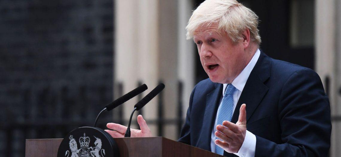 Boris Johnson pierde mayoría en Parlamento británico