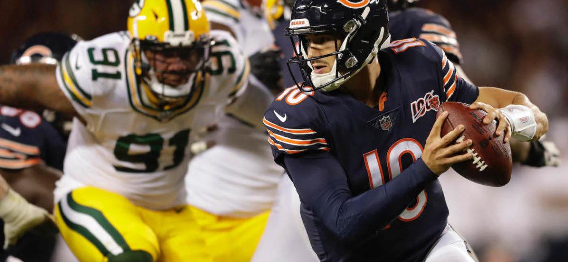 NFL: Rodgers y Packers abren «la 100» vs Bears
