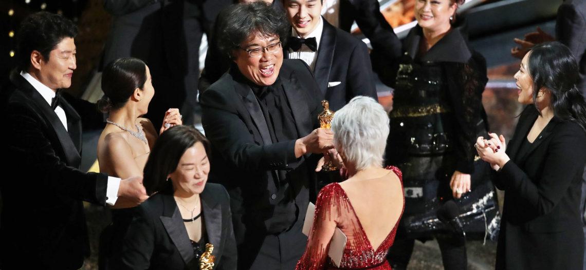 'Parásitos' hace historia en el Oscar