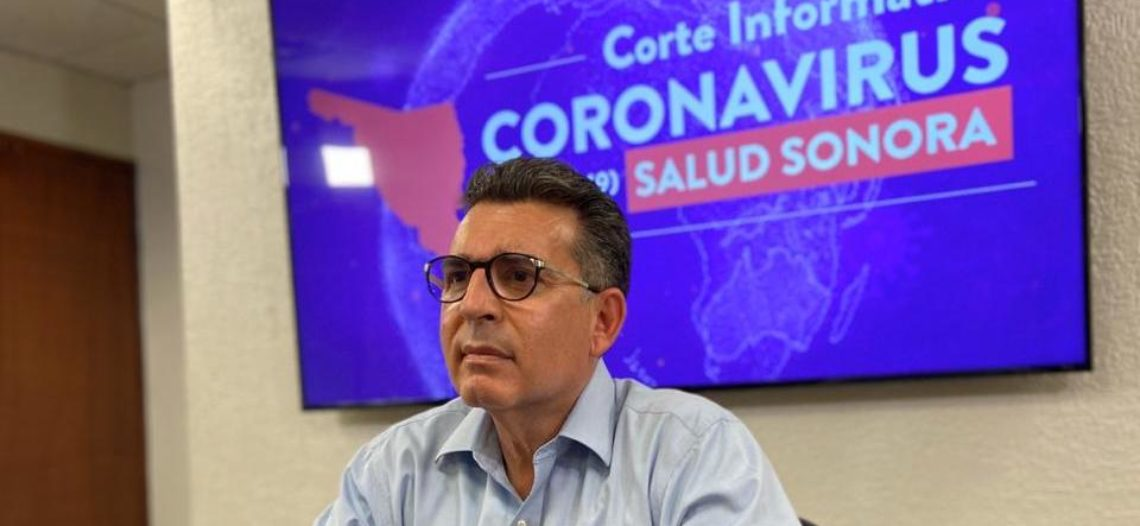Confirma Secretaría de Salud 5 defunciones y 16 casos por Covid-19