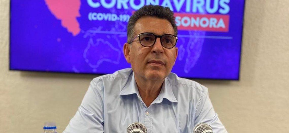 Registra Sonora dos fallecimientos y 15 nuevos casos por Covid- 19