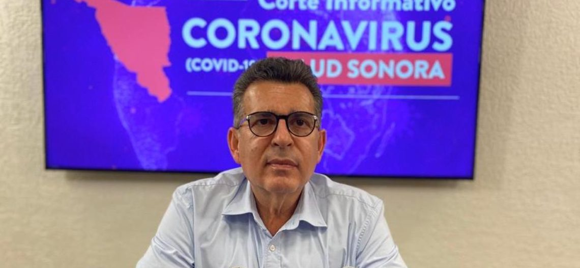 Confirma Salud Sonora 21 nuevos casos de Covid-19