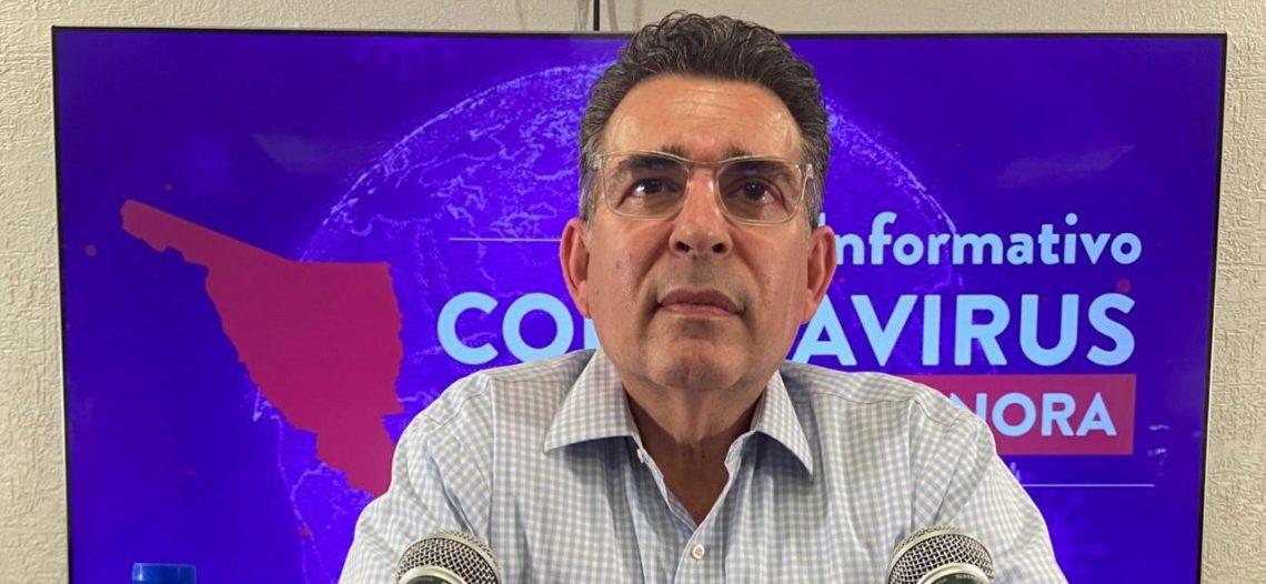 Confirma Secretaría de Salud cuatro fallecimientos más por Covid-19