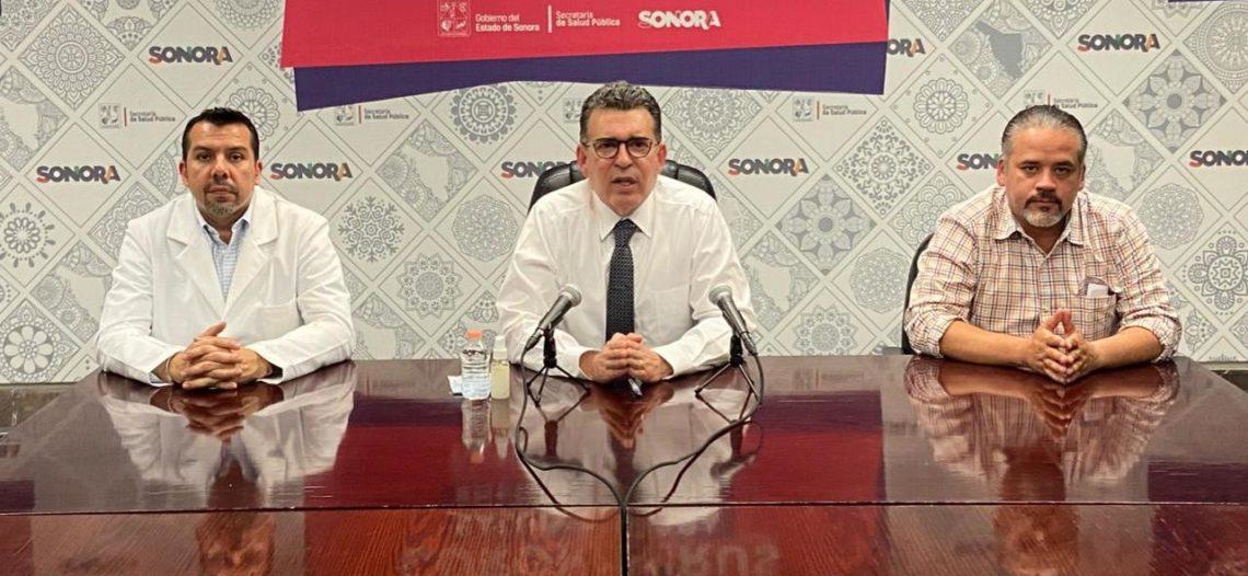 Confirma Secretaría de Salud tres nuevos fallecimientos por Covid-19