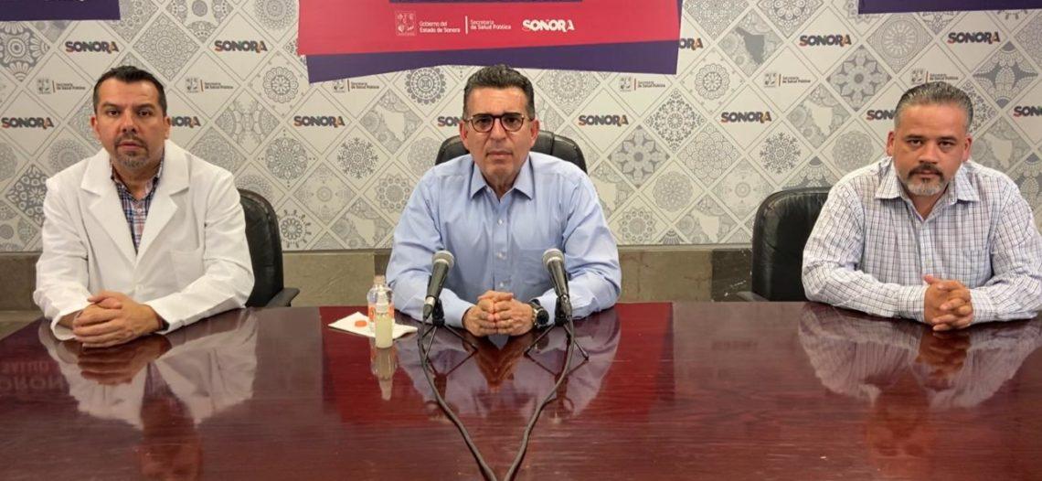 Confirma Secretaría de Salud tres nuevos fallecimientos por Covid-19 en Sonora