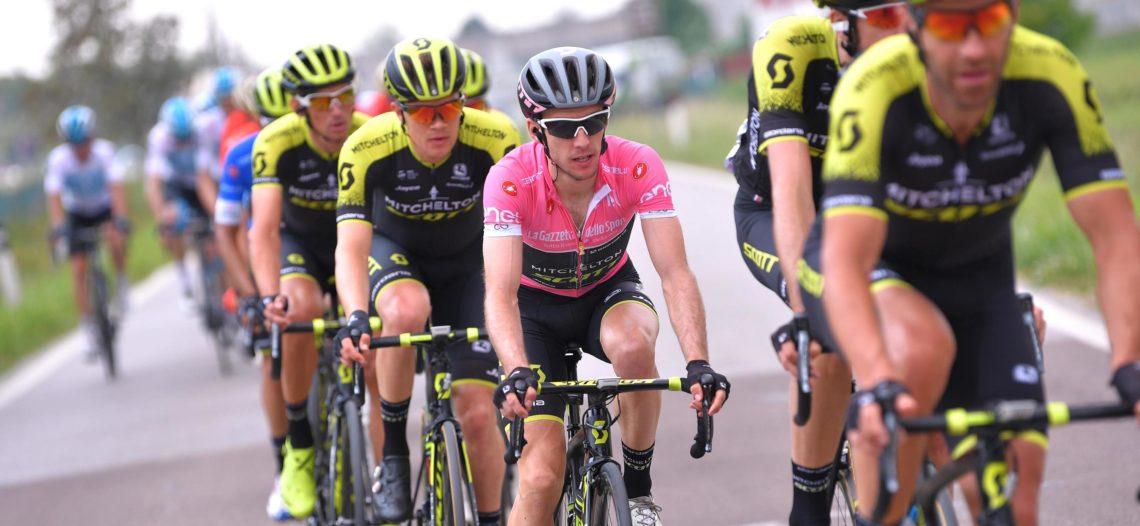 Giro de Italia busca reacomodo para octubre