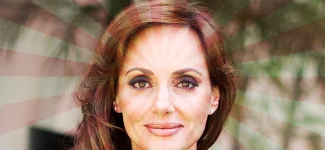 Rompe Senadora Lilly Téllez con Morena