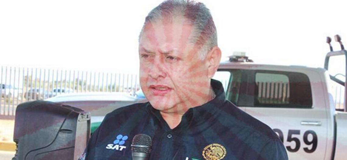 Administrador de aduanas de SLRC  destaca en redes sociales